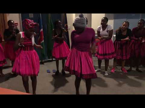 Namibia Culture Night Dance